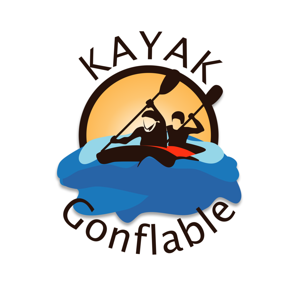 Kayak Gonflable Logo