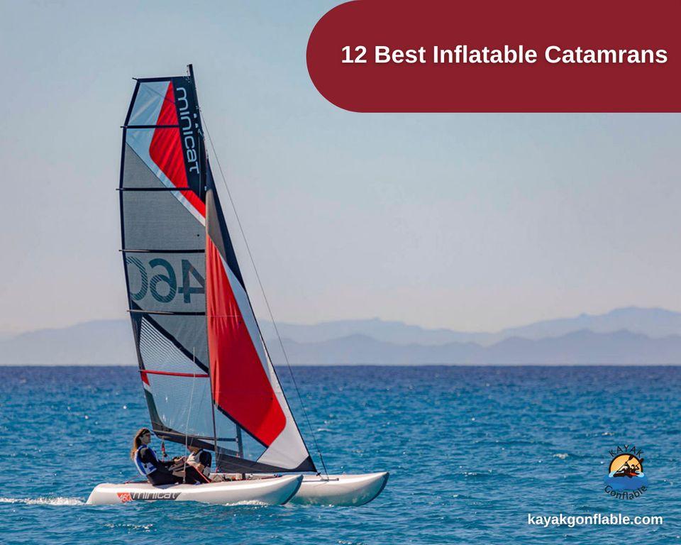 12 Best Inflatable Catamarans
